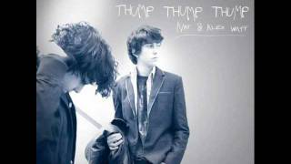 BLACK SHEEP TRACK 2: THUMP THUMP THUMP BY NAT & ALEX WOLFF
