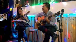 LK Nhạc Nga Đôi Bờ - Chiều Maxcova  -Tình ca du mục Guitar Mandolin Cover