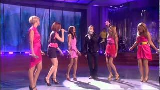 Girls Aloud & James Morrison - Broken Strings (The Girls Aloud Party 2008)