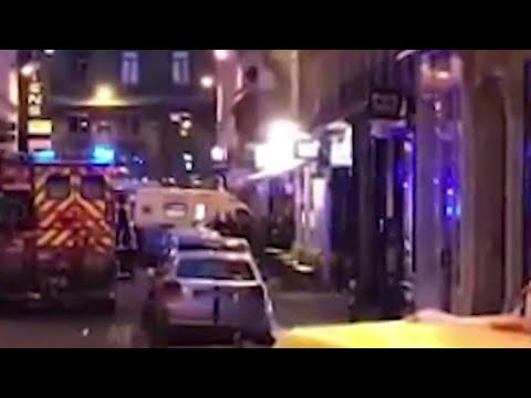 Deadly knife attack in Paris, police say