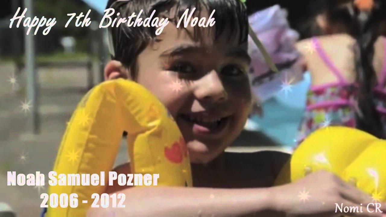 Noah pozner 20062012