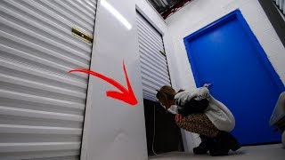 WE PAID $117 FOR AN ABANDONED STORAGE LOCKER AND FOUND THIS!