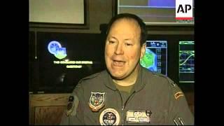 USA: NORAD: MILITARY NERVE CENTRE