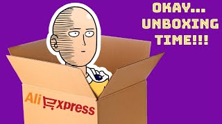 UNBOXING Our AliExpress HAUL | Numbnuttin'