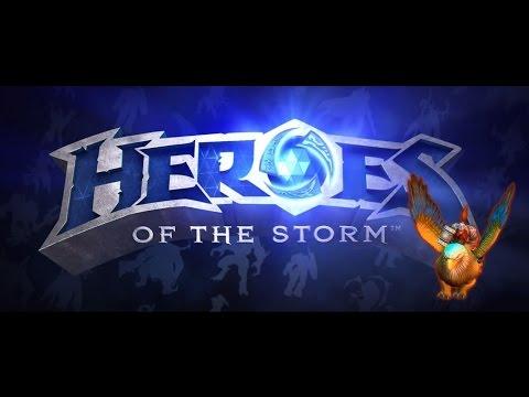 видео: Я бородатый! heroes of the storm.