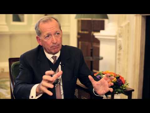 Lord Mayor of London interview: Alan Yarrow talks EU referendum and the City