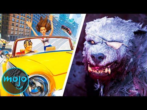 Top 10 Worst Games of 2021 (So Far)