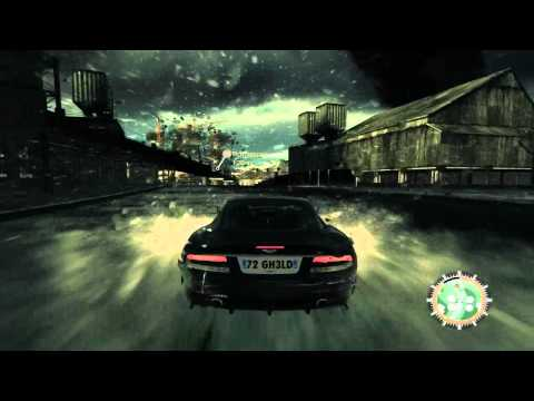 James Bond 007 : Bloodstone Driving Vehicles Aston Martin Gameplay - Maxed out HD