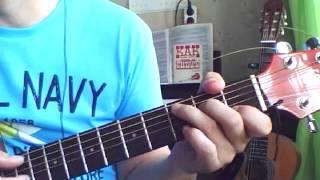 Заходите к нам на огонек (Розенбаум) Аккорды на гитаре