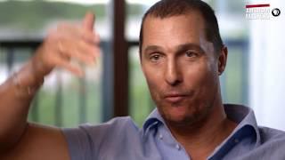 Matthew McConaughey on Richard Linklater as a director
