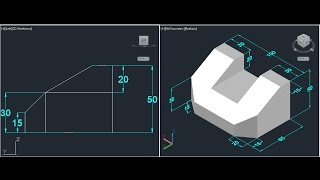 AutoCAD 3D modeling on cad software for beginners in Hindi 5