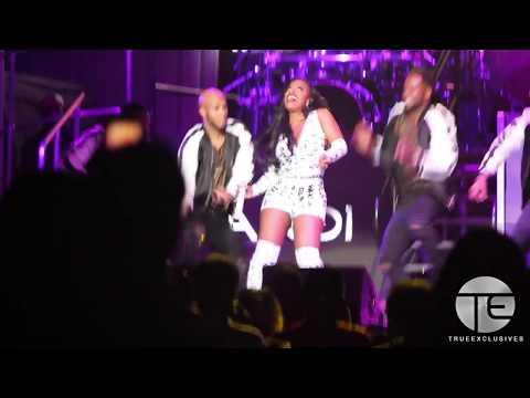 "Kandi Burruss Performs ""Don't Think I'm Not"" #TheGreatXscapeTour"
