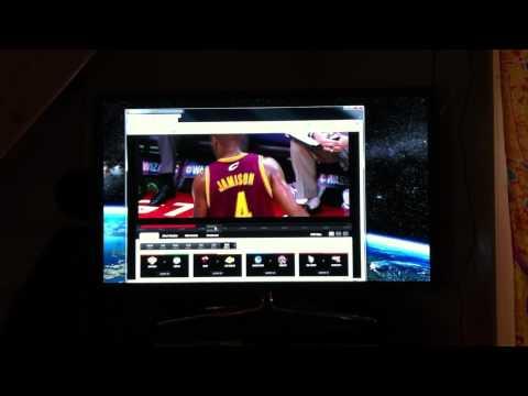 "NBA.tv League Pass ""player"" problem"