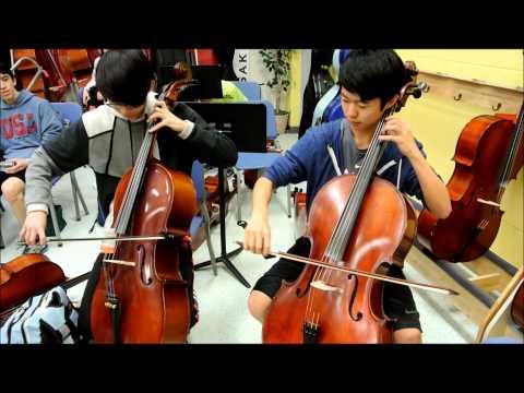 Sh*t Orchestra Students Say