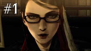 Bayonetta PC Walkthrough Part 1 Gameplay 1080p 60FPS