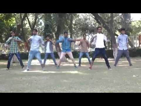 This Singh Is So Stylish | Diljit Dosanjh & Ikka full song 2014 dance performance by Mad guyz crew
