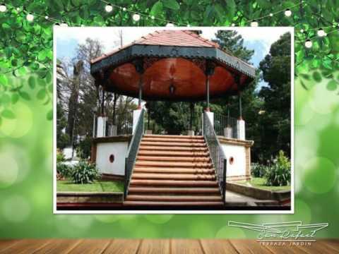 Terraza Jardín San Rafael