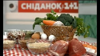 видео В каких продуктах содержится витамин В1 (тиамин)? Суточные нормы витамина В1 для детей, женщин, мужчин