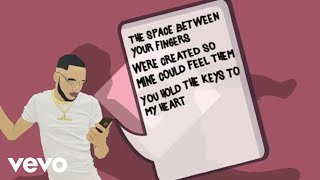 Carter Trillz - The Space Between Your Fingers [Lyric Video]
