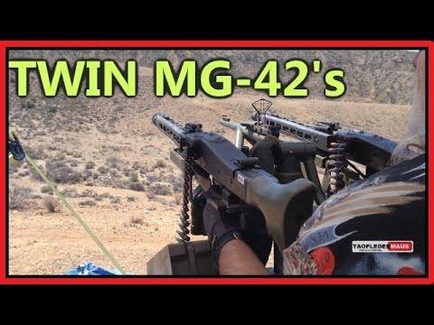 TWIN German MG-42