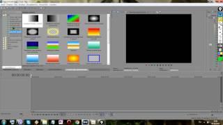 Sony Vegas Pro 13 0. Урок 1. Обзор программы