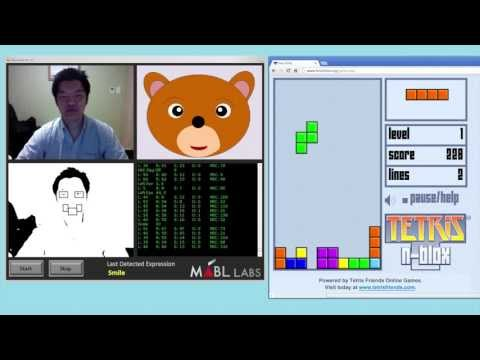 Face-Pad: Input device using facial expressions to manipulate a PC