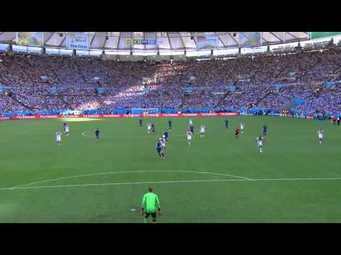 Higuain Vs German World Cup 2014