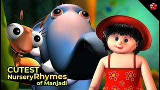 Cutest Malayalam nursery rhymes from Manjadi 1 for children