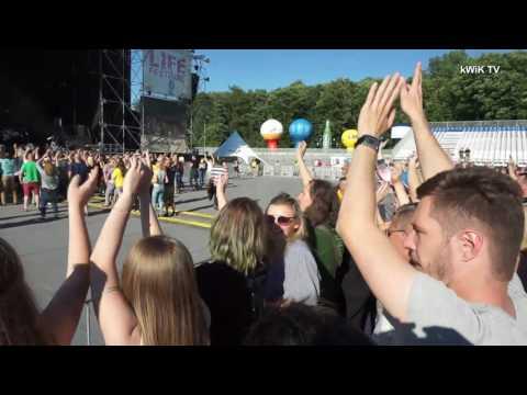 Che Sudaka: 18.06.2016 Life Festival, Oświęcim, Poland