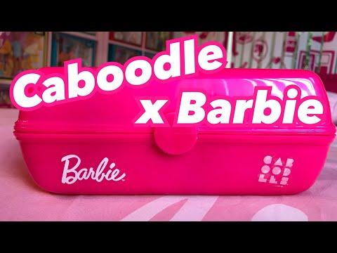 CABOODLES BARBIE MAKEUP BOX ♡ CABOODLES MAKEUP CASE