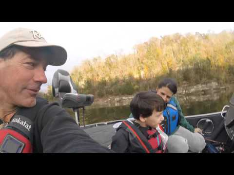 My First Ranger Boat Video