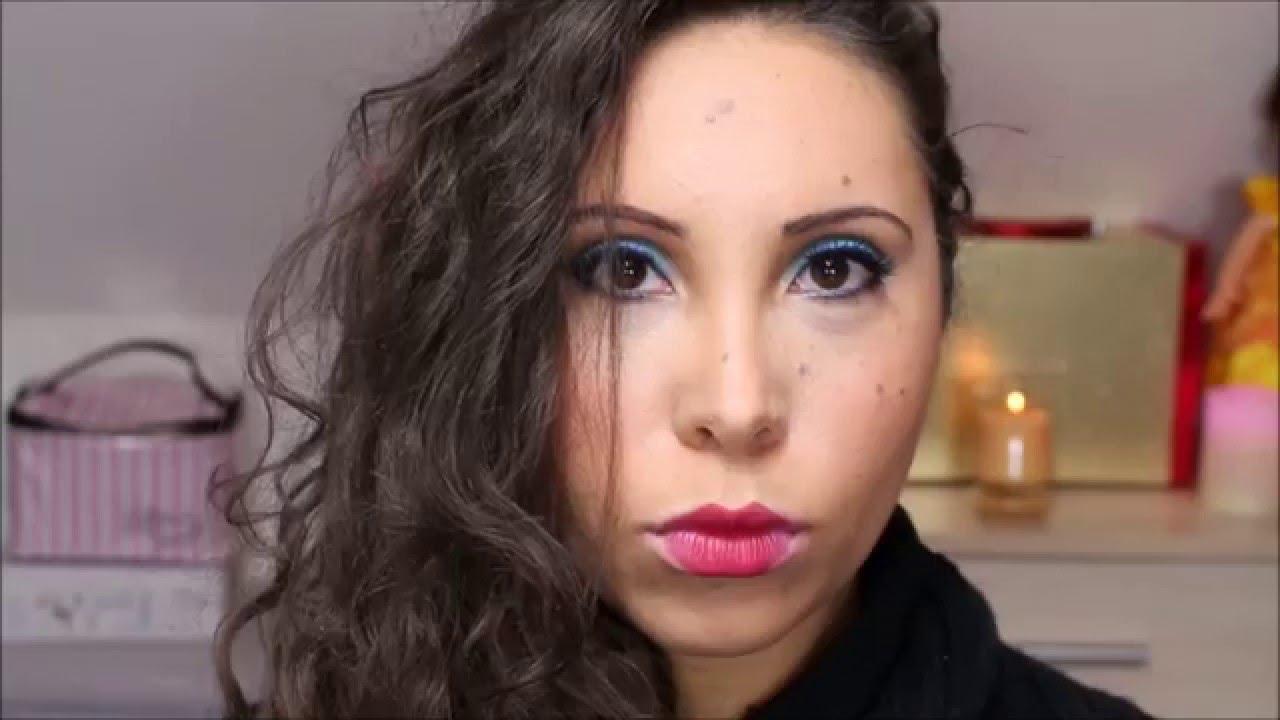 maquillage reine de coeur alice au pays des merveilles youtube. Black Bedroom Furniture Sets. Home Design Ideas