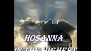 HOSANNA Karaoke Version