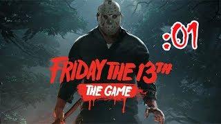 人間 VS 殺人鬼 Friday the 13th The Game【13日の金曜日】:01 thumbnail