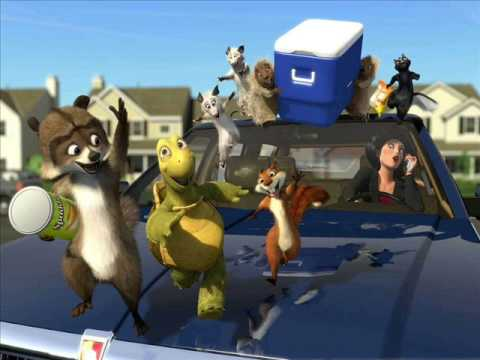Songs From Over The Hedge - Rockin' The Suburbs