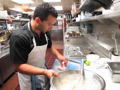 How To Make Dos Equis Battered Fish Tacos With Chef Ryan Rose
