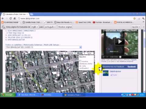 programa para localizar satelite celular