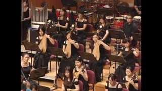 九歌民族管絃樂團.將軍令
