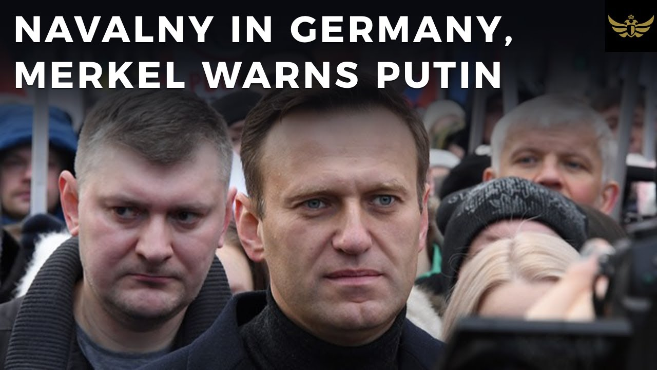 Merkel WARNS Putin to get to the bottom of Navalny alleged poisoning