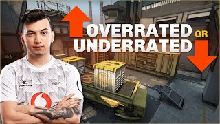 Woxic plays Counter-Strike Overrated or Underrated