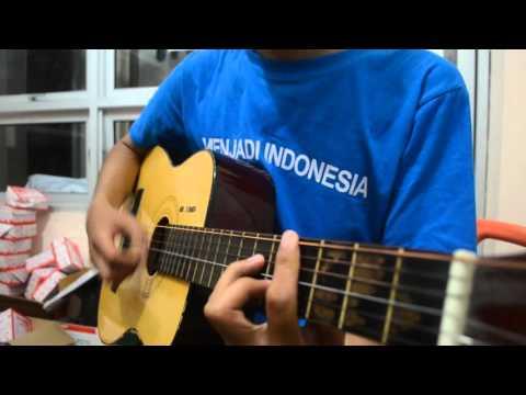 Cover Gitar- Jamrud Selamat Ulang Tahun