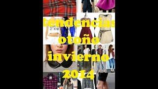 tendencias otoño-invierno 2014 Thumbnail