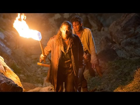 Black Sails: Zach McGowan & Toby Schmitz on Season 2 - NYCC 2014