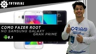 Como Fazer root no Samsung Galaxy Gran Prime (SM-G531H) 5.1.1 Patch 01 de outubro de 2017 (#60/365)