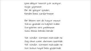 Gülşen feat Murat Boz İltimas Karaoke