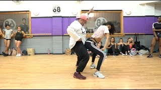 | Bryson Tiller Run Me Dry | Steven Pascua Choreography |