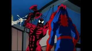 Spiderman vs Venom and Carnage HD