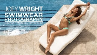 Swimwear Photography - Lighting, Posing, and Retouching with Joey Wright