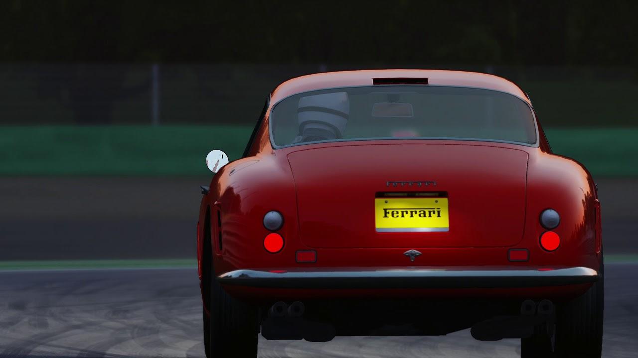 Ferrari 250 GT Berlinetta SPC @ Monza in 21:9