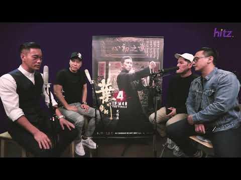 Donnie Yen & Danny Chan Talk Last Ip Man Movie And Bruce Lee
